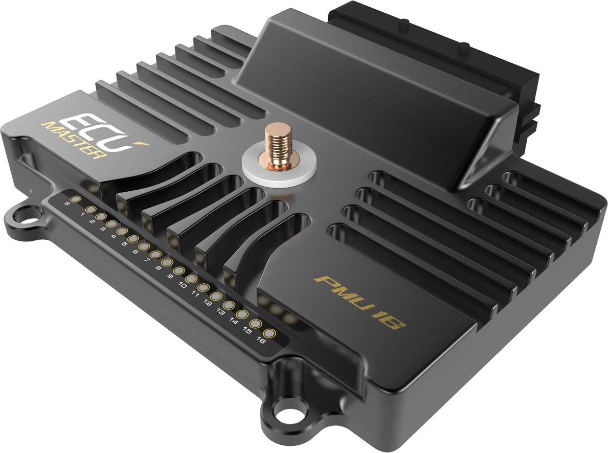 Ecumaster Moduł dystrybucji zasilania PMU16 - GRUBYGARAGE - Sklep Tuningowy